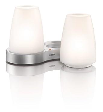Philips Imageo TableLights, Blanc, Luminaire d'ambiance design 6911060PH