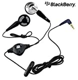 31ygawv8O8L. SL160  OEM RIM Blackberry Pearl Flip 8230 STEREO Handsfree Headset w/Microphone + On/Off Switch
