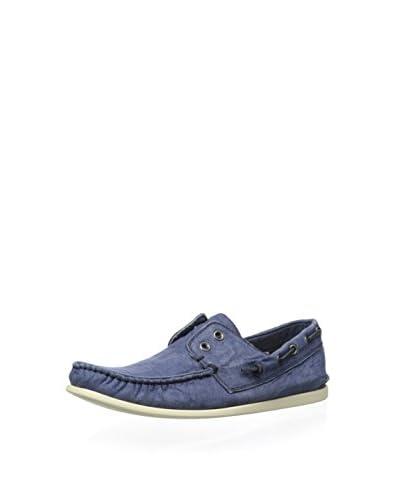 John Varvatos Men's Schooner Slip-On Boat Shoe