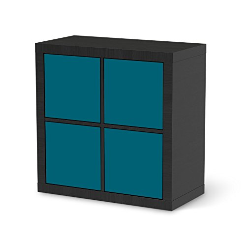 m belfolie selbstklebend f r ikea kallax regal 4. Black Bedroom Furniture Sets. Home Design Ideas