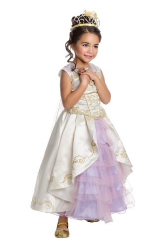 Rubies Deluxe Princess Wedding Costume Dress, Toddler Size