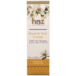 Honey New Zealand Hand & Nail Cream