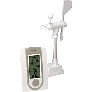 T. Weather Station Wind Sensor