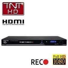 Peekton Mediascop 500 Lecteur Multimédia avec Enregistreur à disque dur 2 To Double Tuner TNT HD