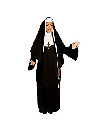 Deluxe Mother Superior Nun Costume for women
