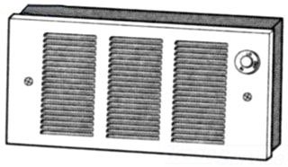 Small Electric Wall Heater