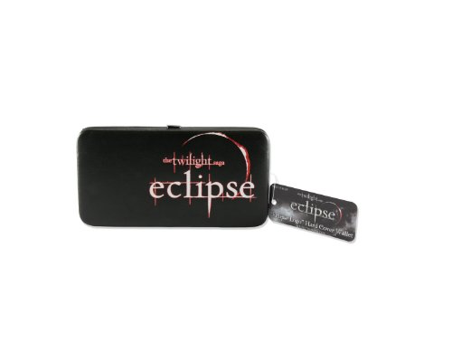 "Twilight ""Eclipse"" Hard Cover Wallet (Eclipse Logo)"