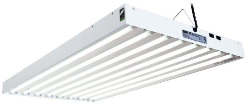 EnviroGro FLT48 4-Ft, 8-Tube Fixture, T5 Bulbs Included picture