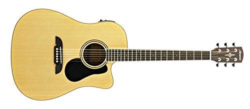 Alvarez Rd27Ce Dreadnought Acoustic-Electric Guitar Natural