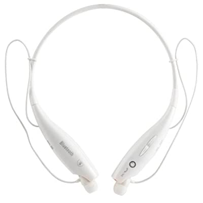 TETC Wireless Bluetooth 3.0 Music Stereo Universal Headset Headphone Vibration Neckband Style for iPhone iPad Samsung