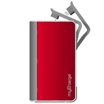 Mycharge Hub 6000 Mah Power Bank, Rfam-0229 (Red) кардиган sweewe sweewe sw007ewbcxt1