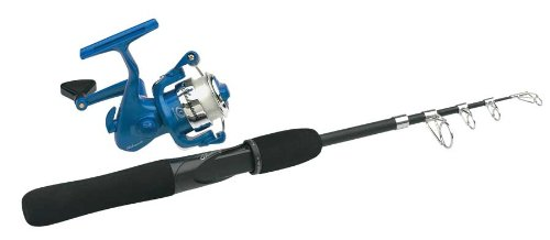 Shakespeare Travel Mate Telescopic Rod & Reel