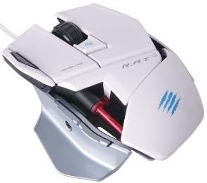 [Win8/Mac対応] R.A.T. 3 マウス ホワイト (MC-R3-WH)