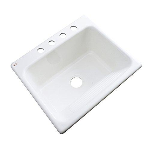 Acrylic Utility Sink : Dekor Sinks 31400 Richfield Cast Acrylic Single Bowl Utility Sink-4 ...