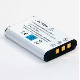 Batterie rechargeable au lithium-ion pour appareil photo / caméscope type / réf: PENTAX D L178 / D LI78 / DL178 / DLI78