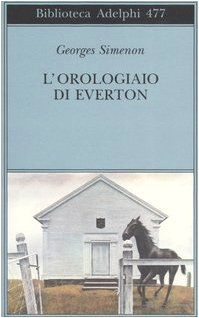 "Places of ""Watchmaker of Everton (1954)"" by Georges Simenon"