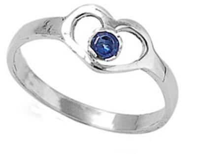 Childs September Birthstone Ring (4)