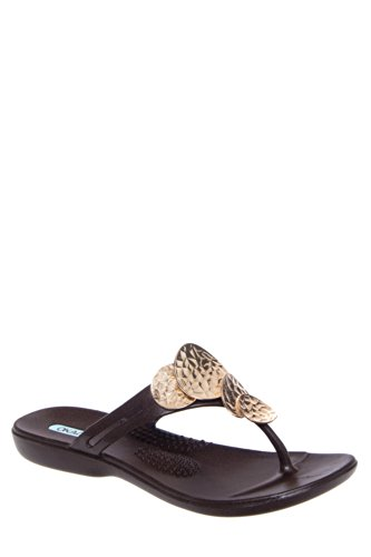 Maxine Jelly Flat Thong Sandal