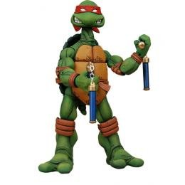 Picture of NECA Teenage Mutant Ninja Turtles Action Figure Michelangelo (B003F6YMVY) (TNMT Action Figures)