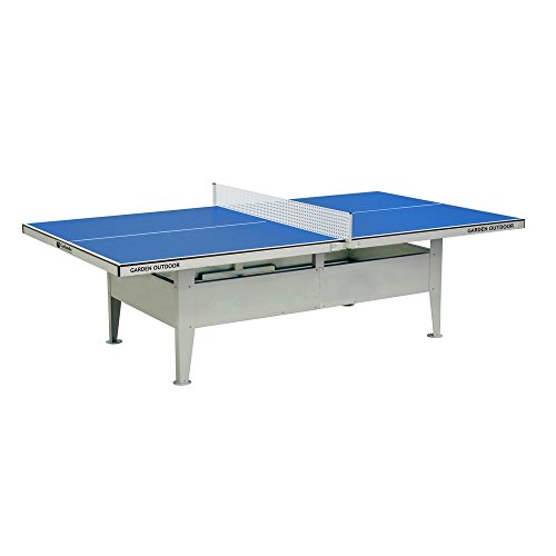 Garlando Tavoli Ping Pong Tavolo Ping Pong Garden Outdoor Piano Blu Esterno blu