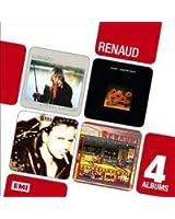 Mistral Gagnant / A La Belle De Mai / Putain De Camion / Marchand De Cailloux (Coffret 4 CD)