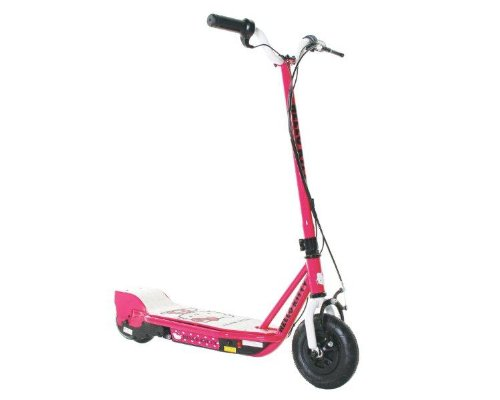 Hello Kitty Electric Scooter (Pink/Black)