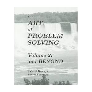 Art of problem solving richard rusczyk pdf Coursework Sample