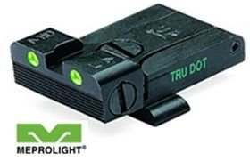 MeproLight For Glock G17/19/20/21/22/23/34/35 ADJ.. Rear Sig