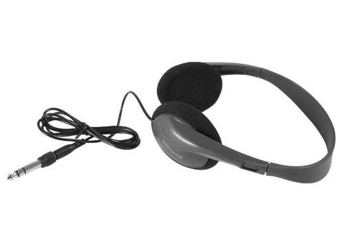 Pro-Deluxe Lightweight Hi-Fi Headphones