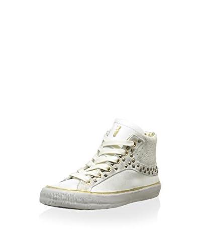 Crime London Zapatillas abotinadas 41002S15 Blanco