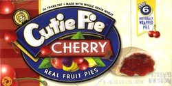 Cutie Pie Cherry Pies