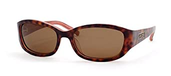 Kate Spade Dee/S Sunglasses-JAPP Tortoise Pink Pearl (VW Brown Polar Lens)-54mm