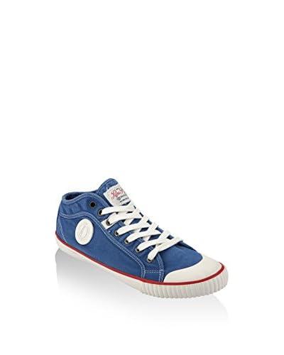 Pepe Jeans London Sneaker Industry Basic [Blu]