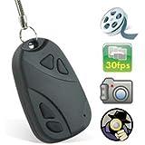 Spy Camera Porte-clé voiture pour enregistrements vidéo secrète (éspion)