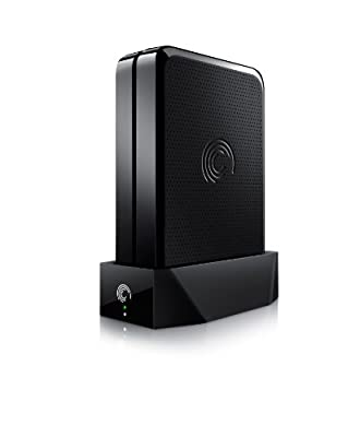 Seagate FreeAgent GoFlex Home 3 TB External Hard Drive STAM3000100, Black by Seagate