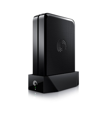 Seagate FreeAgent GoFlex Home 3 TB External Hard Drive STAM3000100, Black