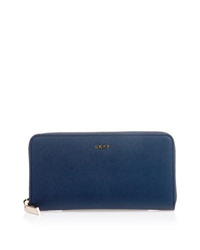 DKNY Geldbeutel blau