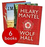 Man Booker Shortlist 2009 Collection - 6 Books (*   Wolf Hall by Hilary Mantel     * The Children's Book by A.S.Byatt * The Little Stranger by Sarah Waters * The Glass Room by Simon Mawer * Summertime by J.M. Coetzee * The Quickening Maze by Adam Foulds)