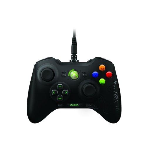 Razer Sabertooth Xbox 360/PC用 ゲーミング コントローラー 【正規保証品】 RZ06-00890100-R3A1