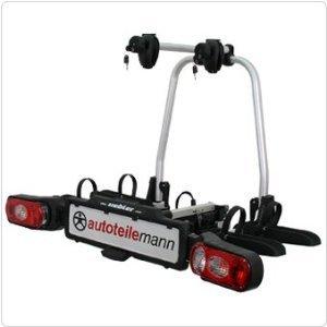Uebler X21 Nano für 2 Fahrräder + Fahrrad Heckträger