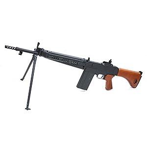 S&T 電動ガン 64式小銃 スターターセット(バッテリー+充電器+BBローダー+0.2gBB弾3200発+ターゲットシート+ミリタリーポーチ)