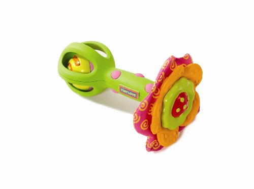 Tiny Love Tiny Smarts Rattle Toy, Flower Power - 1