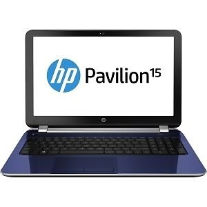 "HP 15-n221sa Ordinateur Portable 15.6 "" 1000 Go Windows 8.1 Bleu"