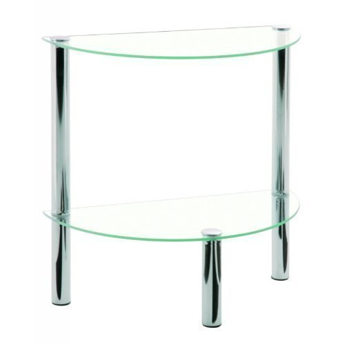 haku-mobel-90241-low-occasional-table-steel-tubing-tempered-glass-chrome