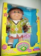 Cabbage Patch Kids Dressy Girl Brown/Brown front-962810