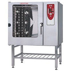 """Blodgett Bcm102E Electric Combi-Oven And Steamer, Holds (10) - 18""""Wx26""""D Pans"""