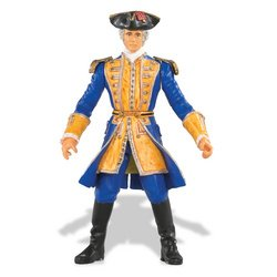 Buy Low Price Zizzle Pirates of the Caribbean 3: Norrington 3.75″ Figure with Pistol (B000PC91NA)