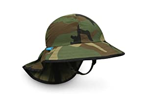 Sunday Afternoons Kids Play Hat, Infant, Camo
