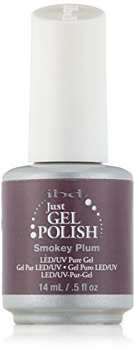 IBD Just Gel Nail Polish, Smokey Plum, 0.5 Fluid Ounce (Plum Color Nail Polish compare prices)