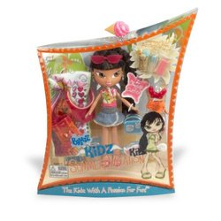 Bratz Kidz Summer Vacation Jade